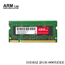 Laptop Memory 2Gb 667/800Mhz PC2-5300 200-Pin SDRAM DDR2 SO-DIMM Notebook PC RAM