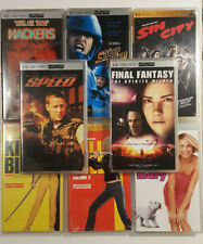 Brand New Sealed UMD Movies for Sony PSP PlayStation Portable - Take Your Pick!