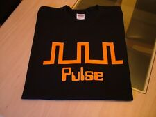 T SHIRT SYNTH DESIGN PULSE WAVE MODULAR SYNTH VCO S M L XL XXL