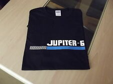 RETRO SYNTH T SHIRT SYNTHESISER DESIGN JUPITER 6 S M L XL XXL