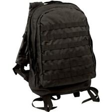 Black - MOLLE II 3 Day Assault Pack