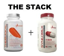 Metabolic Nutrition ThermoKAL + New SYNEDREX The Ultimate Fat Burning STACK