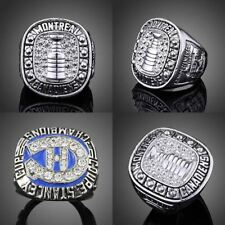 Heavy Solid Montreal Canadiens 1960/1986 Stanley Cup Championship Ring