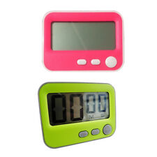 Digital Kitchen Counting Timer Clock LCD Cooking Kitchen Large Count-Down Up