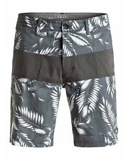 "NEW QUIKSILVER™  Mens The Panel Amphibian 19"" Walk Short Shorts"