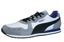 Puma Cabana Racer II LS Womens Leather sneakers / Shoes - White