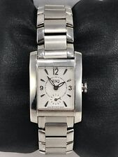 Ladies ESQ by Movado 07100904 Venture Stainless Steel Bracelet Silver Dial Watch