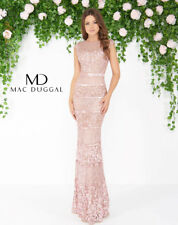 Mac Duggal 4579D Long Evening Dress ~LOWEST PRICE GUARANTEE~ NEW Authentic Gown