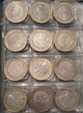 Rare £2 Two Pound Coins UK Coin Hunt.