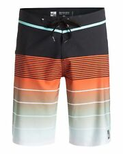 "NEW QUIKSILVER™  Mens Division Vee 21"" Boardshort Surf Board Shorts"