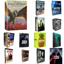 The Complete Series DVD:Game of Thrones,Harry Potter,Star Wars,Psych,Reign,Monk