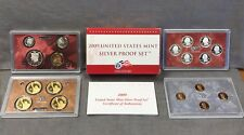 "2009 United States ""S"" Silver Proof Set"