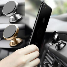 Universal Magnetic Car Cell Phone GPS Holder Mount Stand For iPhone X 8 Samsung
