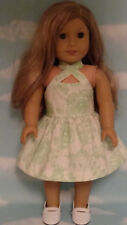 """Dress handmade to fit 18"""" American Girl Doll 18 inch Doll Clothes 6b"""