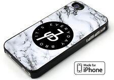 Jake Paul White Marble For Cover iPhone 5 5s 6 6s 6+ 6s+ 7 7+ TPU Rubber Case