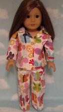 """Pajamas handmade for 18"""" American Girl Doll to fit 18 inch Doll Clothes 405ca"""