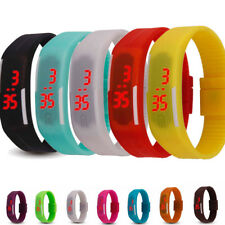 Watch Men's Watches Silicone Kids Watch Electronic LED Digital Watches Sport New