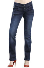 Freeman T.Porter AMELIE STRETCH DENIM Mira Straight Women's Jeans Trousers