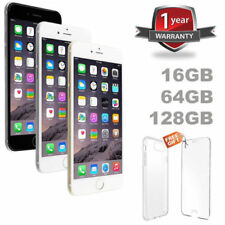 Apple iPhone 6 and 6 Plus 16GB 64GB 128GB Factory Unlocked No Contract SIM FREE