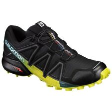 Salomon Speedcross 4 Black Everglade Men Running Athletic sports shoes sneakers