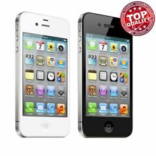 Apple iPhone 4S - Black White (Factory Unlocked) AT & T T-Mobile 8/16GB/32GB*