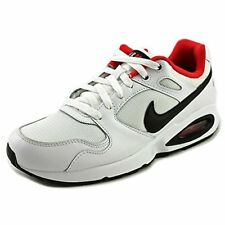 Nike Air Max Coliseum Racer White/Black/Red Men's Running Athletic Shoes Size 10