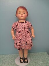 Adorable, Jointed, All Heavy Vinyl Vintage Baby Doll by American Character