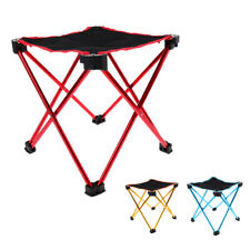 Portable Folding Stool Chair for Outdoor Camping Hiking Fishing Picnic BBQ