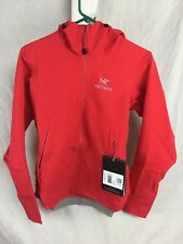 NEW ARCTERYX GAMMA LT HOODY SOFTSHELL JACKET XS-S RAD WOMENS COAT FAST SHIP