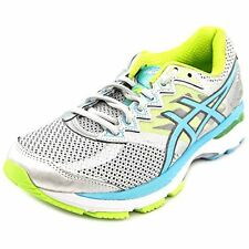 Asics GT 2000 4 Running Shoes - Womens (6, Silver Turquoise Lime Punch)