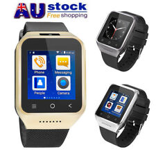 AU S8 Android 4.4 WIFI Camera Smart Watch GPS Navigation 3G GSM Phone Watch