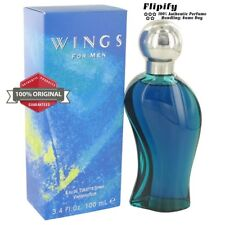 WINGS Cologne by Giorgio Beverly Hills 3.4 oz 1.7 oz EDT/ Cologne Spray for MEN