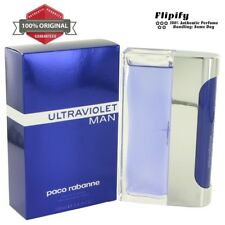 ULTRAVIOLET Cologne by Paco Rabanne 3.4 oz 1.7 oz EDT Spray for MEN NEW