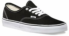 Vans Women Authentic Sneakers, Black/White