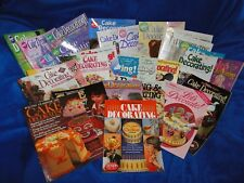 NEW WILTON CAKE DECORATING YEARBOOK, VARIETY TO PICK FROM, YOU PICK