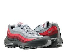 Nike Air Max 95 Essential Anthracite/Grey-Red Men's Running Shoes 749766-025