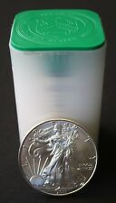 2011 Roll Of Silver American Eagle Coins- Tube Of 20 Uncirculated Coins