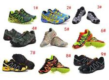 New Men Outdoor Hiking Sports Casual Shoes Salomon Speedcross Athletic Sneakers