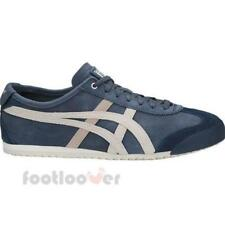 Onitsuka Tiger Mexico 66 D832L 4990 Mens Shoes Dark Blue Casual Vintage Sneakers