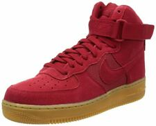 Nike Air Force 1 High '07 Lv8 Mens Style : 806403, Gym Red/gym Red