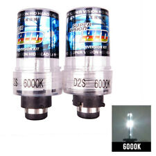 2pc 35W D2S/D2C Xenon Car Replacement HID White Headlight Light Lamp Bulbs