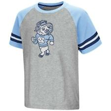 North Carolina Tarheels UNC Raglan Tee Youth Baseball Shirt