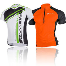 Men's Bike Jerseys Short Sleeve Riding Cycling Shirt Road Bicycle Clothing Tops