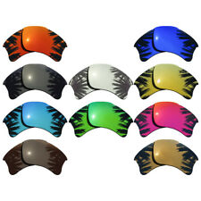 Polarized Replacement Lenses for-Oakley Flak Jacket Sunglasses Multi-Choices