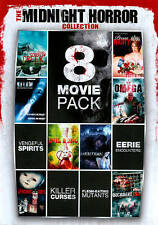 8-Movie Pack Midnight Horror Collection 1 [DVD] [Region 1] [US Import] [NTSC]