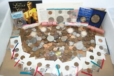 HUGE Junk Lot Approx. 5 LBS Coin Collection!! - FREE SHIPPING