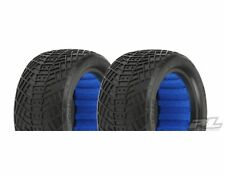 Proline Rear Positron 2.2 MC Clay Off Road Tires (2) Buggy PRO8256-17 1/10