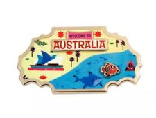 Disney DMR Australia Around the World Limited Edition Pin Nemo #3 Movie Rewards