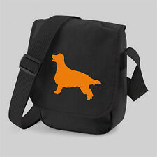 Red Setter Mini Reporter Bag Dog Walker Shoulder Bags Irish Setter Birthday Gift