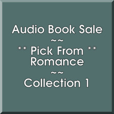 Audio Book Sale: Romance (1) - Pick what you want to save